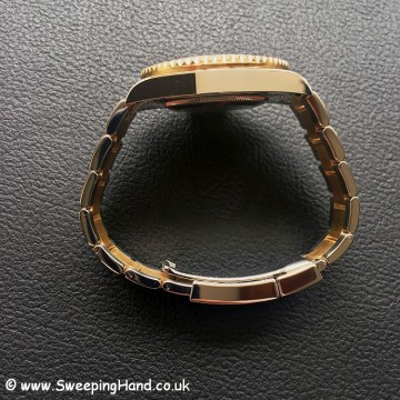 Rolex 116713LN GMT Master -7