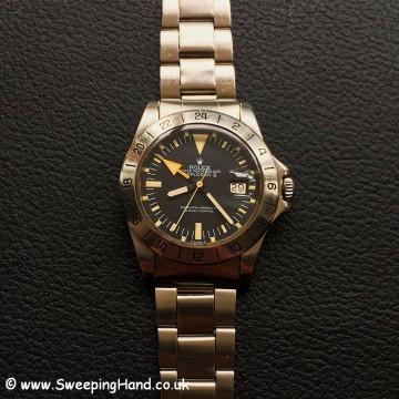 Rolex 1655 Explorer II Straight Hand -4