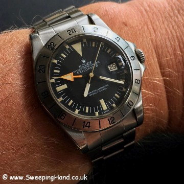 Rolex 1655 Explorer II Straight Hand -9