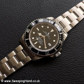 Rolex 16600 Seadweller For Sale -1
