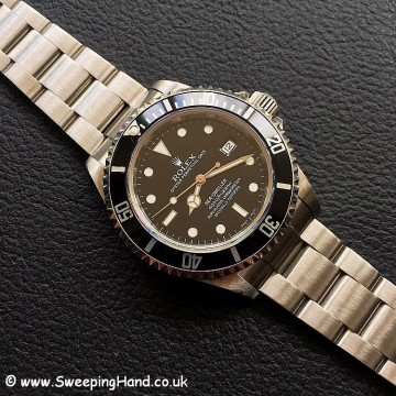 Rolex 16600 Seadweller For Sale -2
