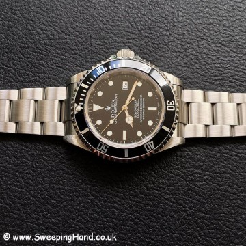Rolex 16600 Seadweller For Sale -3