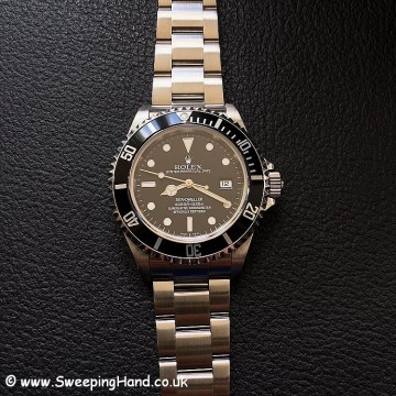Rolex 16600 Seadweller For Sale -4