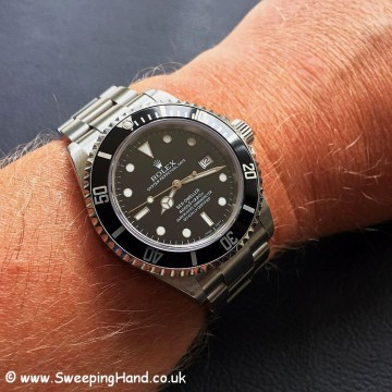 Rolex 16600 Seadweller For Sale -5