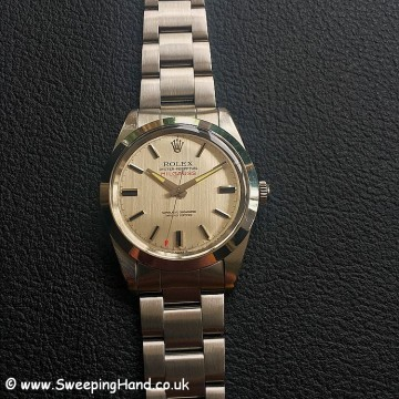 Rolex 1019 Milgauss Box and Papers -4