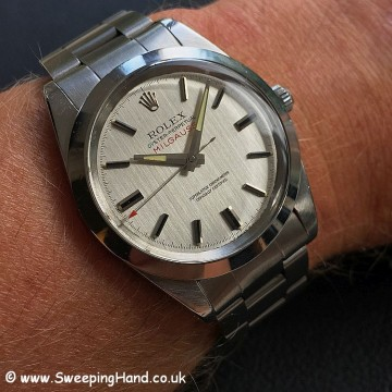 Rolex 1019 Milgauss Box and Papers -7