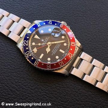 Rolex 1675 GMT Master II -1