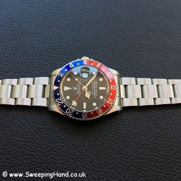 Rolex 1675 GMT Master II -2