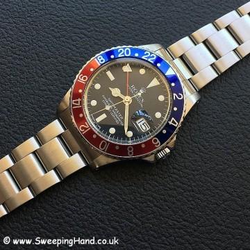 Rolex 1675 GMT Master II -3