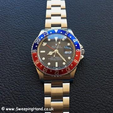 Rolex 1675 GMT Master II -4