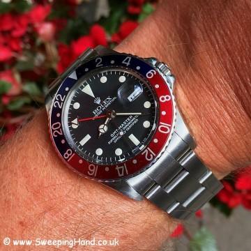Rolex 1675 GMT Master II -5