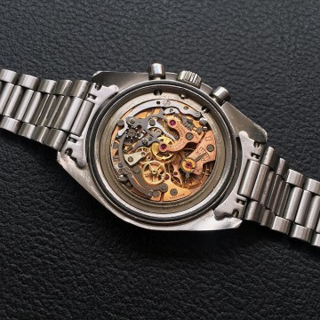 1967 Omega Speedmaster 321 Movement