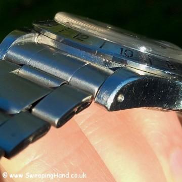 Rolex 1655 Explorer II Straight Hand lugs
