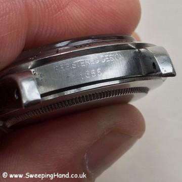 Rolex 1655 Mk1 Dial