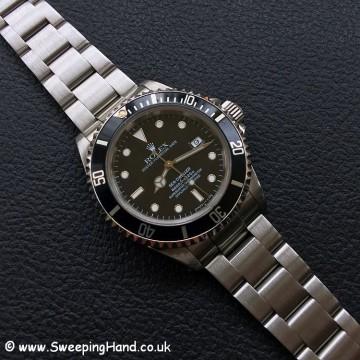Rolex 16600 Tritium Dial -1