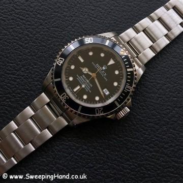 Rolex 16600 Tritium Dial -2