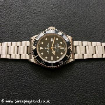 Rolex 16600 Tritium Dial -4