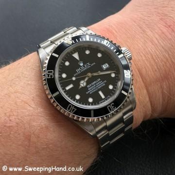Rolex 16600 Tritium Dial -5