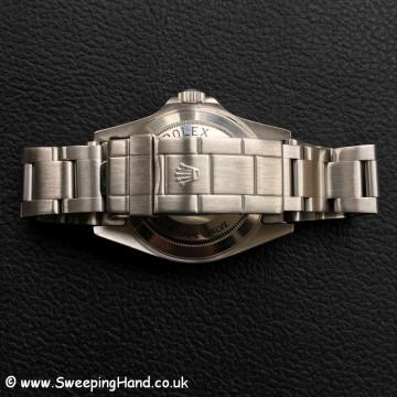 Rolex 16600 Tritium Dial -6