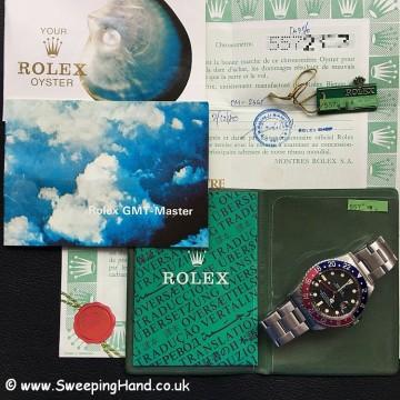 Rolex 1675 GMT Master -1