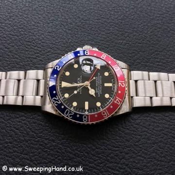 Rolex 1675 GMT Master -4