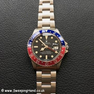 Rolex 1675 GMT Master -5