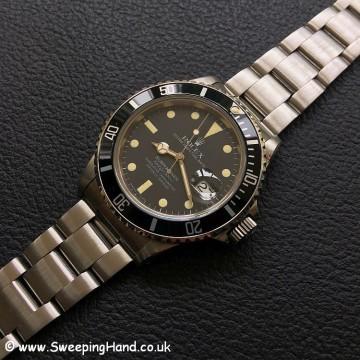 Rolex 16800 Matte Dial -2