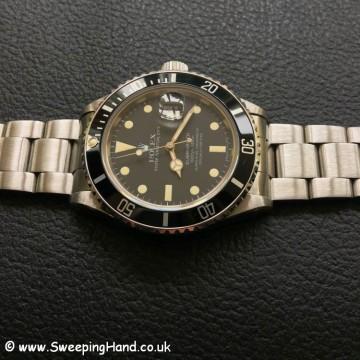 Rolex 16800 Matte Dial -3