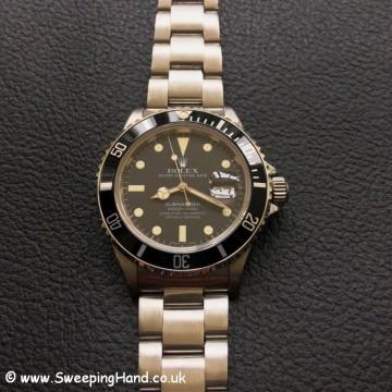 Rolex 16800 Matte Dial -4