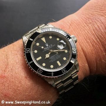 Rolex 16800 Matte Dial -5