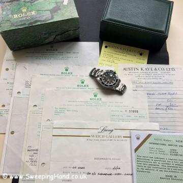 Rolex 16800 Matte Dial -7