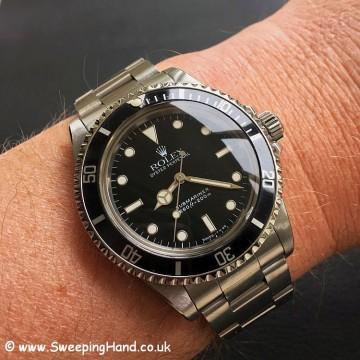 Rolex 5513 Submariner -4