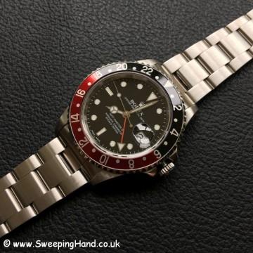 Rolex GMT Master 16710 - 2