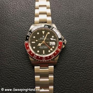 Rolex GMT Master 16710 - 4