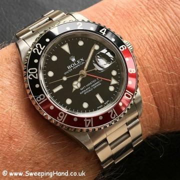 Rolex GMT Master 16710 - 5