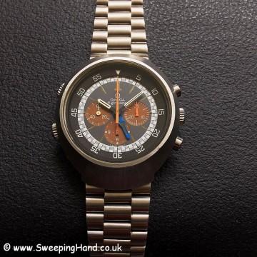 Omega Flightmaster 145.026 tropical 5