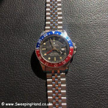1967 Rolex 1675 mk1 Long E 4