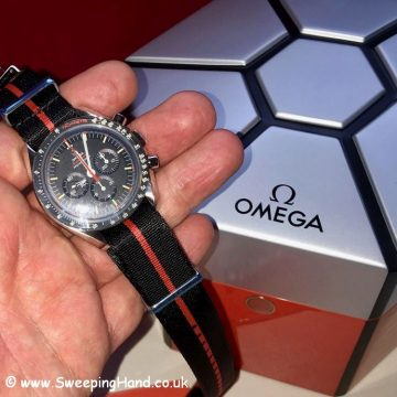 Omega Speedy Tuesday 2 For Sale