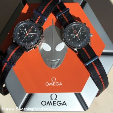 Omega Ultraman Speedmaster For Sale