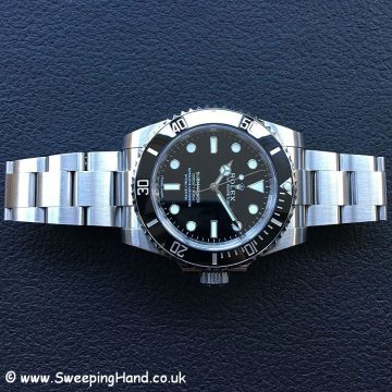 2018 Rolex 114060 with Guarantee 3