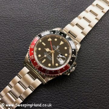 Rolex 16700 GMT Master 2