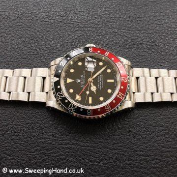 Rolex 16700 GMT Master 3