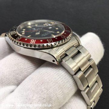 Rolex 16700 GMT Master 7