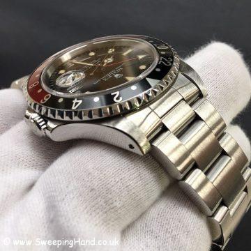 Rolex 16700 GMT Master 9