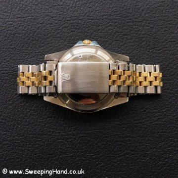 Rolex 1675 GMT Master Root Beer Nipple Dial Bracelet