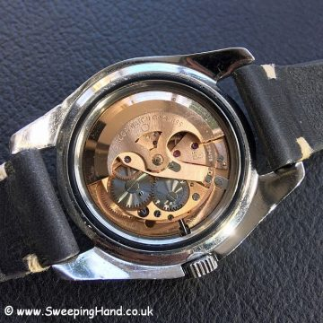 Omega Seamaster 300 165024 Movement