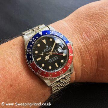 1988 Rolex 16750 GMT Master 2 -3