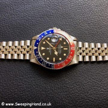 1988 Rolex 16750 GMT Master -2
