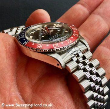 1988 Rolex 16750 GMT Master -5
