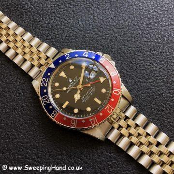 Rolex 16750 GMT Master 2 -1